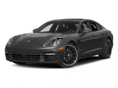 2018 Porsche Panamera Base (Black)
