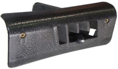 Vent Cover, Heater Channel,With Flap & Lever