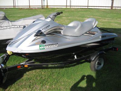 2009 Yamaha VX Cruiser PWC 3 Seater Shawnee, OK