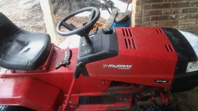 Murray classic riding lawn mower 12hp