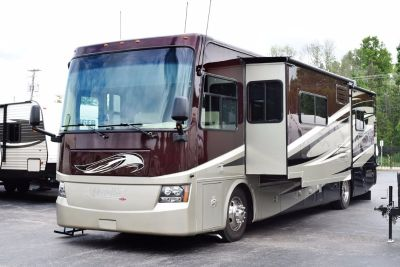 2012 Tiffin Motorhomes Allegro Red