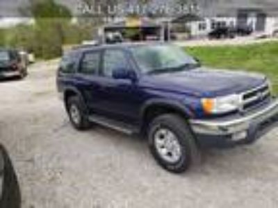Used 1999 TOYOTA 4RUNNER For Sale