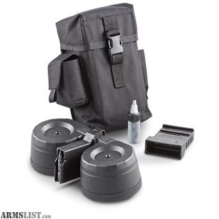For Sale: 100 rnd ar15 drum