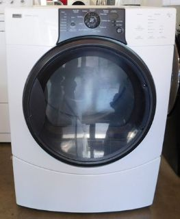 FRONT LOAD KENMORE ELITE HE4 ELECTRIC DRYER
