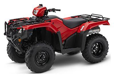 2019 Honda FourTrax Foreman 4x4 Utility ATVs Bennington, VT