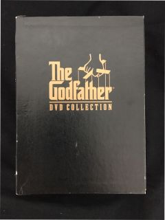 The Godfather DVD Collection