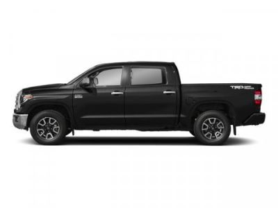 2018 Toyota Tundra Platinum (Midnight Black Metallic)