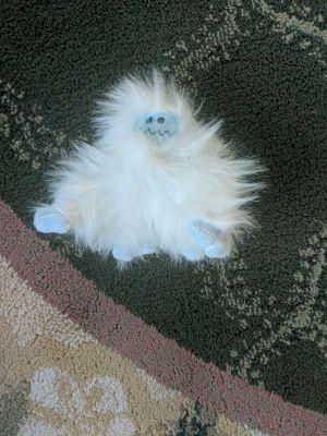 Yeti Plush Toy