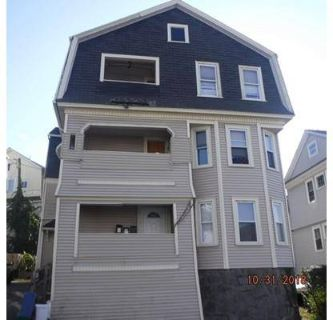 11 Montrose St Worcester, 3 family with Three BR