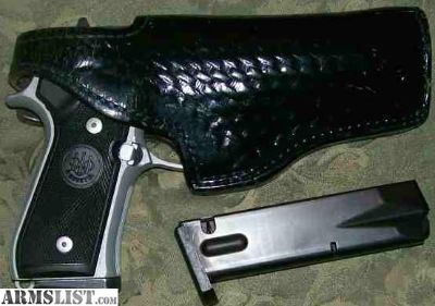 For Sale/Trade: Beretta 92 fs Parabellum