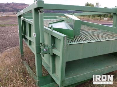 2010 Precision Husky HV-816 Single Deck Screen - Unused