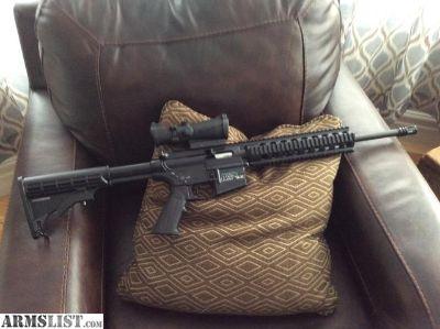 For Sale/Trade: Bushmaster AR 7.62x39
