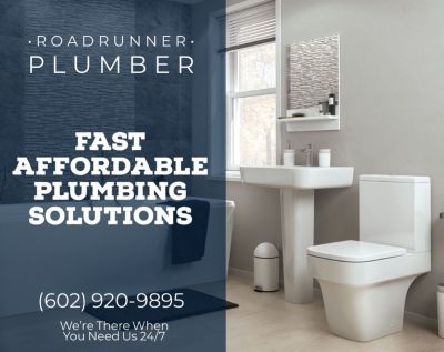 Phoenix Plumber ☑ DRAIN CLEANING ☑ Plumbing Service