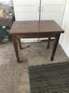 Antique Table. OBO