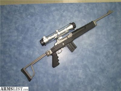 For Sale: RUGER MINI-14