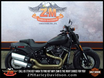 2018 Harley-Davidson Fat Bob 114 Cruiser Motorcycles Greensburg, PA
