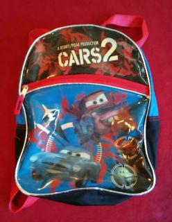 Small Cars 2 backpack