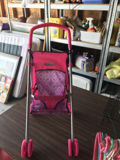 Doll stroller - barely played with