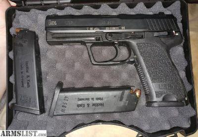 For Trade: H&K .40 USP full size