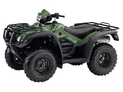 2014 Honda FourTrax Foreman Rubicon EPS Utility ATVs Kaukauna, WI