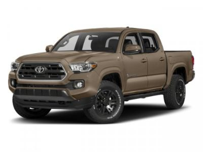 2018 Toyota Tacoma SR5 Double Cab 5' Bed I4 4x2 A (Magnetic Gray Metallic)