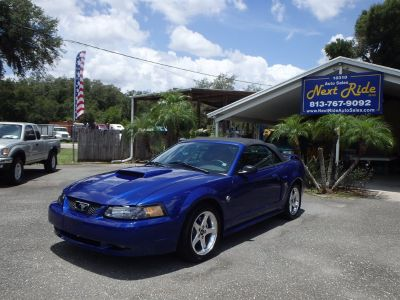 2004 Ford Mustang GT Deluxe (Blue)