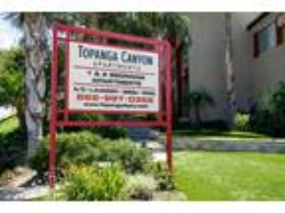 Topanga Canyon Apartments - Single