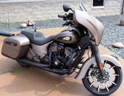 2019 Indian Chieftain Dark Horse ABS Cruiser Motorcycles Ottumwa, IA