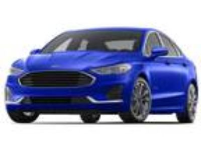 new 2019 Ford Fusion for sale.