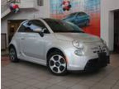 2014 Fiat 500e Battery Electric