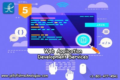 Web Application Development Services By Jellyfish Technologies