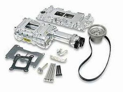 Find Weiand 6500-1 142 Series Supercharger Kit Small Block Chevy, Universal motorcycle in Delaware, Ohio, United States, for US $2,219.95