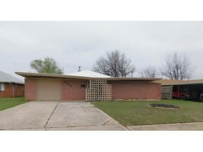 3 Bed 2 Bath Foreclosure Property in Oklahoma City, OK 73159 - SW 76th St