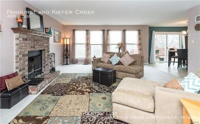 4 bedroom, 2.5bath house lease with option to buy