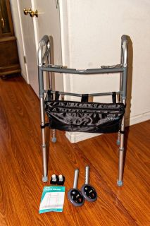 Foldable Walker like new only used for 2 weeks