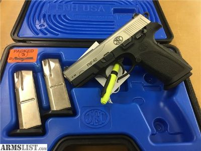 For Sale/Trade: FN FNP Pistols (New)