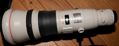 Canon EF 800mm F5.6L IS USM lens $2700