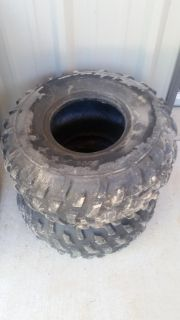 Used 4-wheeler tires