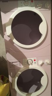 Kenmore wooden play washer and dryer