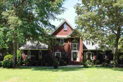 103 Leafwood Dr. Goldsboro Four BR, Beautiful brick home in a