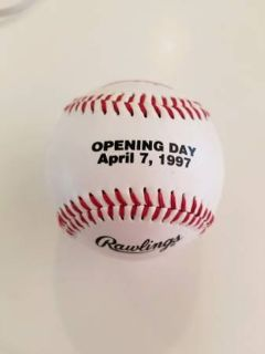 1997 Milwaukee Brewers Opening Day Flashback 13 Game Wins Baseball NOS