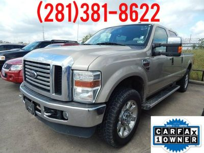2010 Ford F-250 4x4 Super Crew XLT / 138,059 mi's / MUST-SEE