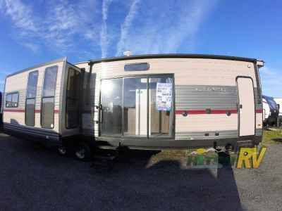 2019 Forest River Rv Cherokee Destination Trailers 39RL