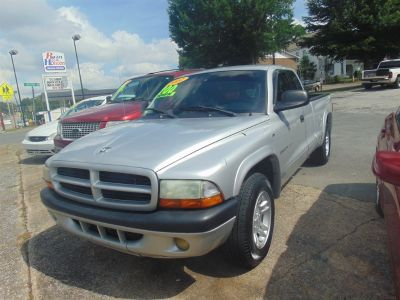 2002 Dodge Dakota Sport (Silver)