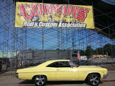 1966 impala east coast customs built
