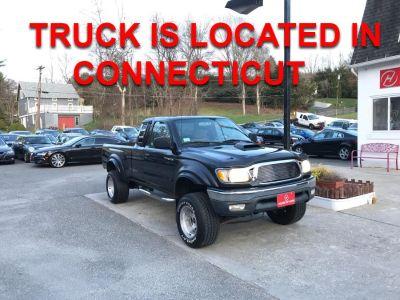 2002 Toyota Tacoma Base (Black Sand Pearl)