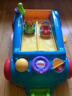 Fisher Price pull toy