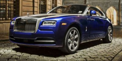 2016 Rolls-Royce Wraith Base (Black)