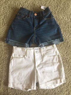 NWT Old Navy Jean shorts size 8