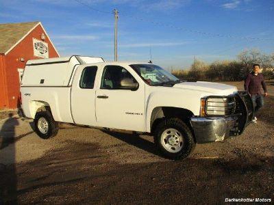 2008 Chevrolet RSX Work Truck (White)